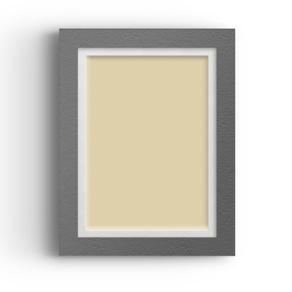 Relief Frame - Dark Grey